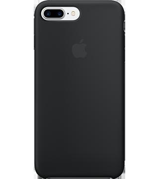 Capa de silicone para iPhone 8 e 7 Plus – Proteção – Loja ...